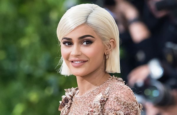 NEW YORK, NY - MAY 01:  Kylie Jenner  is seen at the 'Rei Kawakubo/Comme des Garcons: Art Of The In-Between' Costume Institute Gala at Metropolitan Museum of Art on May 1, 2017 in New York City.  (Photo by Gilbert Carrasquillo/GC Images)