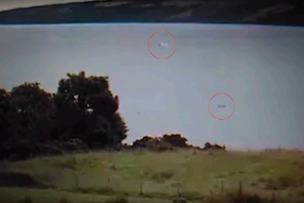 ESCOCIA: INVESTIGADOR GRABA A MONSTRUOS EN EL LAGO NESS [VIDEO]