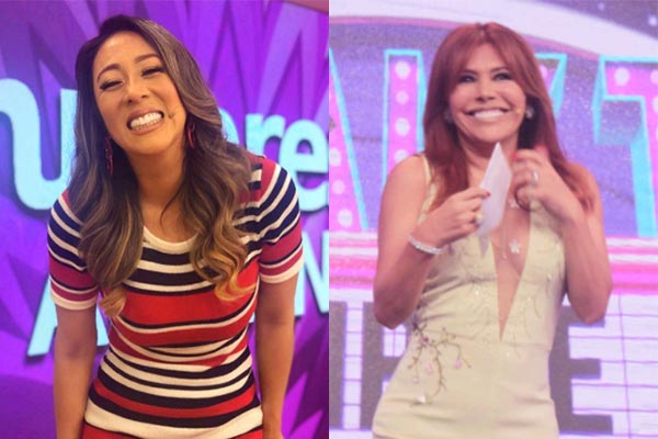 "CATHY SAENZ A MAGALY: ""NO COPIAMOS TUS 'AMPAYS'"""