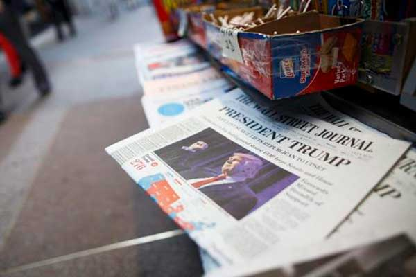 CHINA EXPULSA A TRES PERIODISTAS DE THE WALL STREET JOURNAL