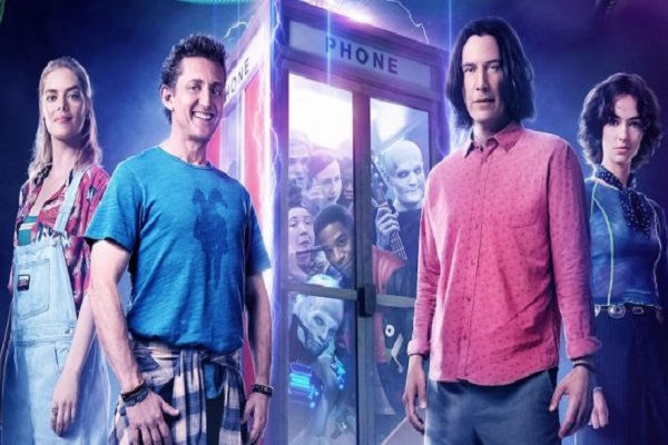 """""""BILL & TED FACE THE MUSIC"""" [TRÁILER Y PÓSTER]"""