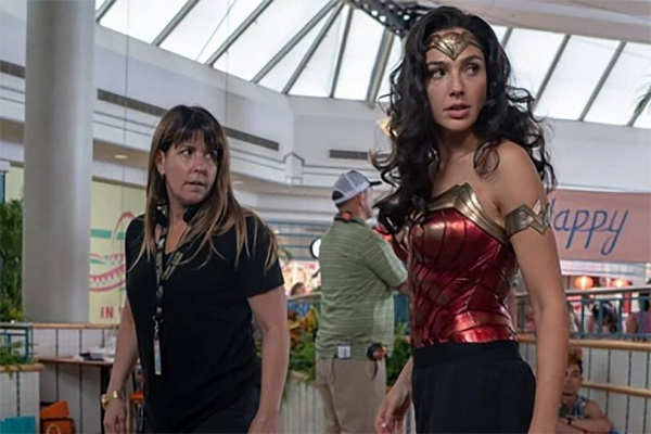 PATTY JENKINS HABLA DE UNA POSIBLE TERCERA ENTREGA DE 'WONDER WOMAN'